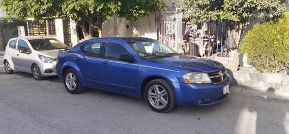Dodge Avenger 2.4 Sxt X Sport Qc Paq Apariencia At 2008