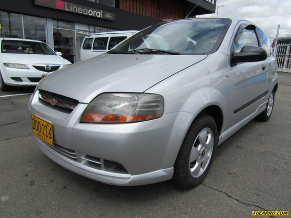 Chevrolet Aveo Aveo Gti