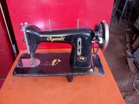 Máquina De Costura Vigorelli Antiga Sere 977390