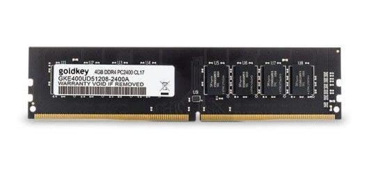 Memória Ram Gold Key Ddr4 4gb 2400mhz