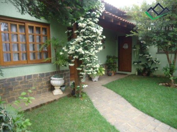 Casa Com 3 Dormitórios À Venda, 166 M² Por R$ 500.000 - Vila Suissa - Mogi Das Cruzes/sp - Ca0030