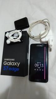 Samsung Galaxy S7 Edge Preto****verifique O Anuncio