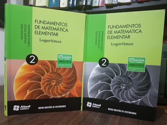 Ime Ita Fundamentos De Matemática Elemetnar 2 + Solucionário