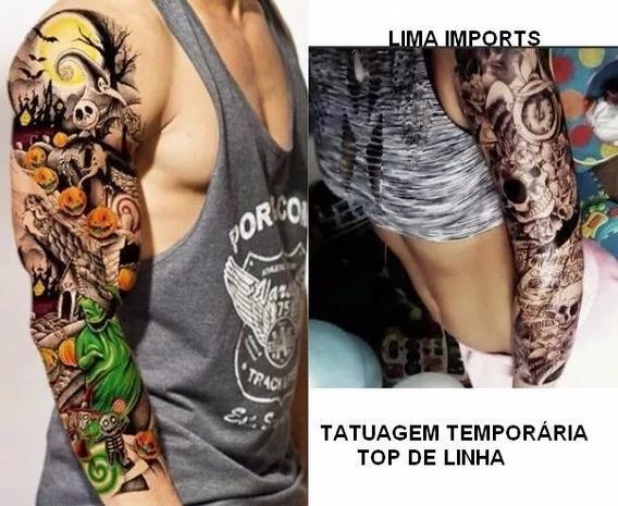 Tatuagem Temporaria Tattoo Perfeita Carnaval Pronta Entrega.
