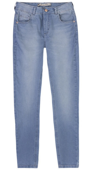 Calça Jeans Feminina Skinny Hering 42 Ao 46