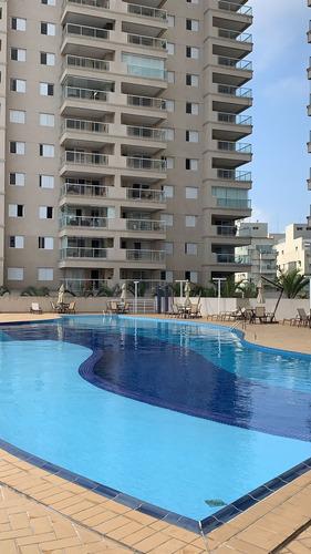 Imagem 1 de 14 de Apto Enseada Vista Mar - Condomínio Luxo