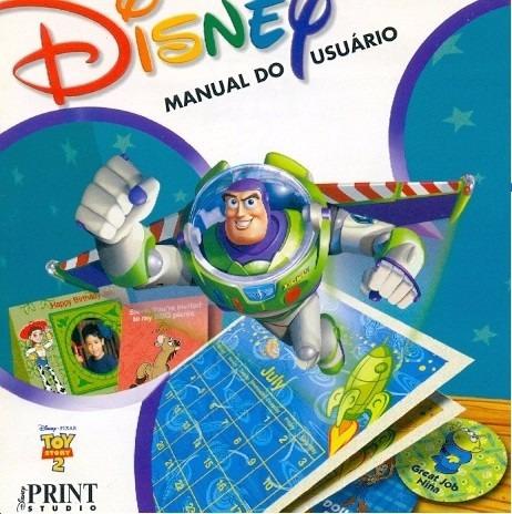 Game Pc Lacrado Disney Toy Story 2