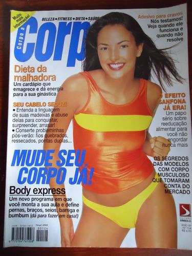 Corpo A Corpo 124 - Ana Furtado - Daniele Valente - Monie N.