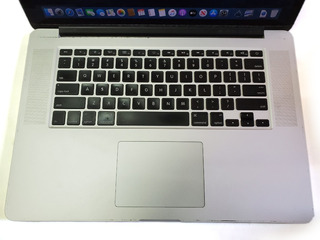 Apple Macbook Pro A1398 I7 Retina 15.4 8gb 500ssd Nvidia 1gb