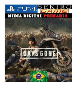 Days Gone Ps4 Original 1 Psn Dublado Em Português Vitalícia!