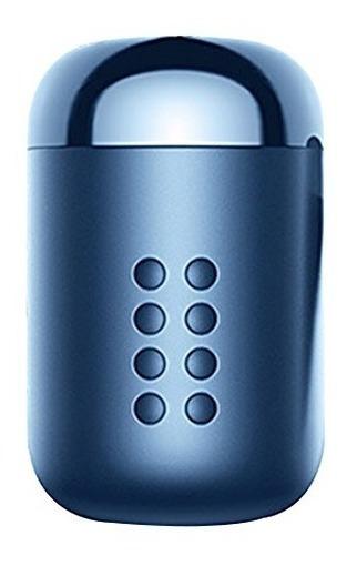 Aromatizador Baseus Veicular Mini Perfume Sem Álcool Azul