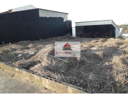 Imagem 1 de 2 de Terreno À Venda, 140 M² Por R$ 125.000,00 - Residencial Santa Paula - Jacareí/sp - Te0507