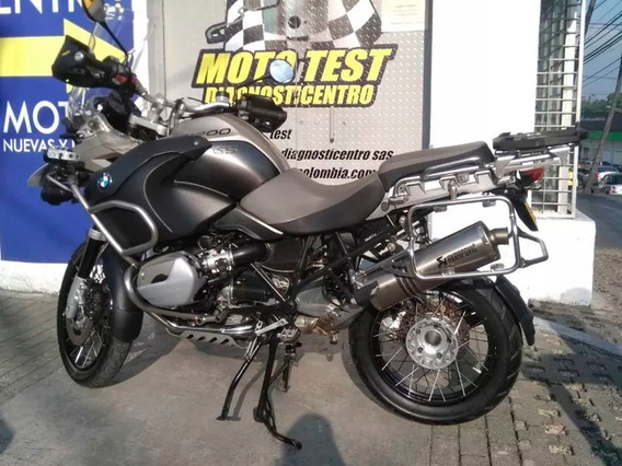 Bmw R1200gs Adventure Modelo 2009 Km 77.242
