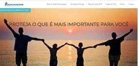 Site Para Corretor De Seguro(relacionamento Com Seu Client)