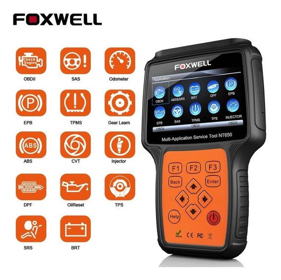 Scanner Foxwell Nt 650
