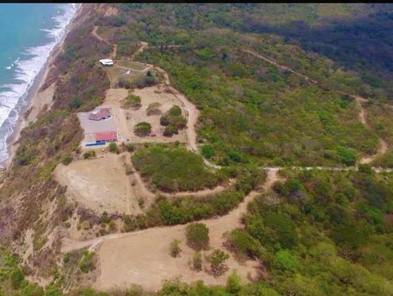 Vendo Terreno Con Vista Al Mar