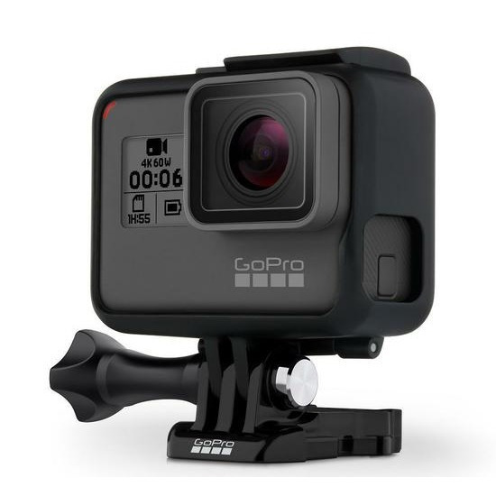 Gopro Hero 6 Black 4k Esporte 100% Original Nova