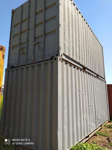 Contenedor Maritimo Container Usados 20' Dv Nacionalizado