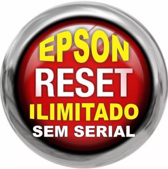 Reset Epson Ilimitado: T23 T24 T25 T33 T42wd T50 T1110 R290