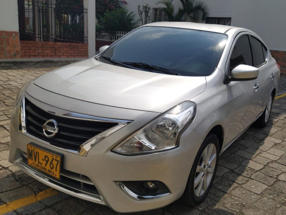 Nissan Versa Advanced
