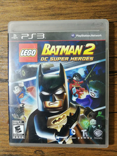 Lego Batman 2 Playstation 3 Ps3 Gran Estado !!