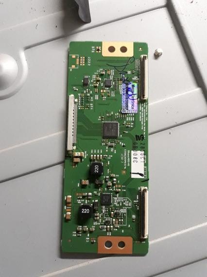 Placa De Tecon Smart Tv 3d Lg 55la6210