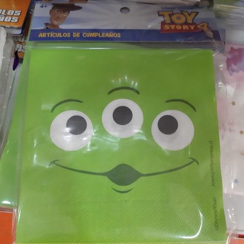 Servilletas Toy Story