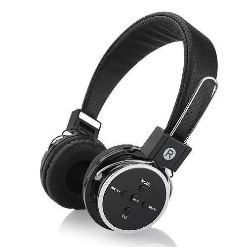 Fone De Ouvido Sem Fio Bluetooth Micro Sd Fm B05 Headfone