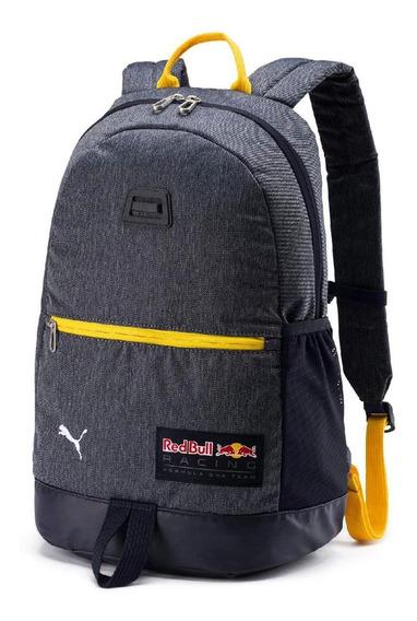 Mochila Puma Red Bull Racing Lifestyle 076685 01 Original.
