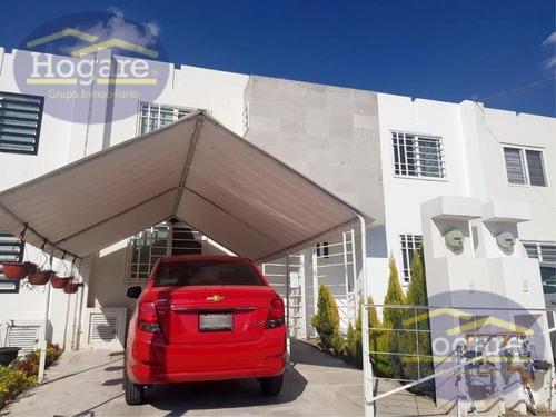 Casa En Renta En Fracc. Tres Cantos, Excelente Ubicación, Dentro De Privada Y Vigilancia Las 24 Hrs. Con Recámara En P.b En León Gto.