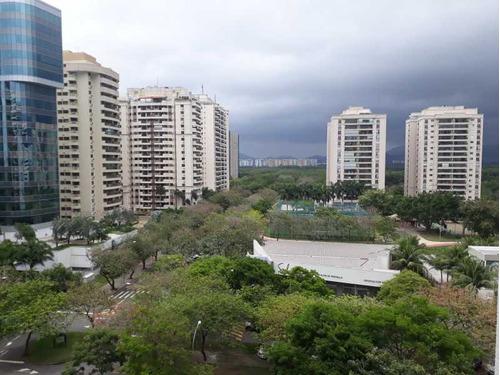 Imagem 1 de 15 de Apartamento-à Venda-barra Da Tijuca-rio De Janeiro - Svap20157