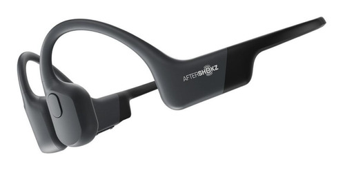 Imagen 1 de 4 de Audífonos inalámbricos AfterShokz Aeropex Standard cosmic black