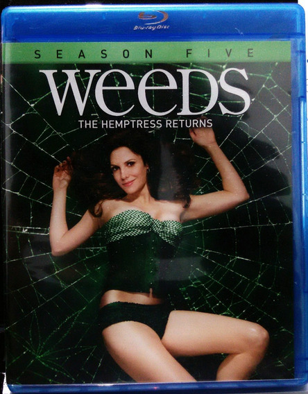 Weeds - La Traficante. 5a. Temporada Blu-ray