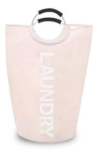 Cesto Canasto Laundry Con Manijas P Ropa Sucia Lavadero 12ct