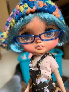 Icy Doll Customizada Por Leda Stella