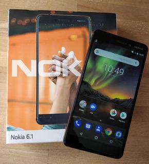 Celular Nokia 6.1