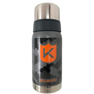 Termo Acero Inoxidable Kushiro 500ml 24hs Frio Calor Doble