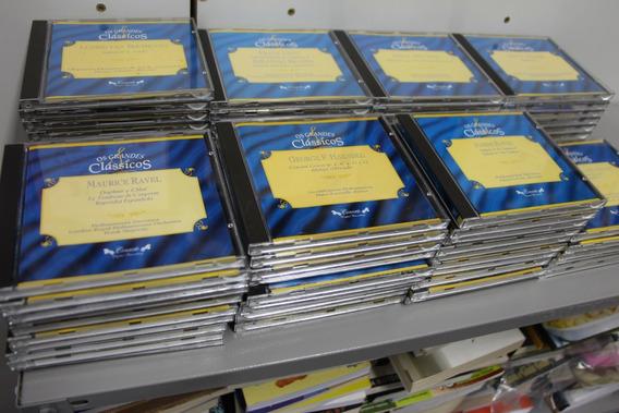 Cd Os Grandes Clássicos Del Prado Coleção Completa 77 Cds
