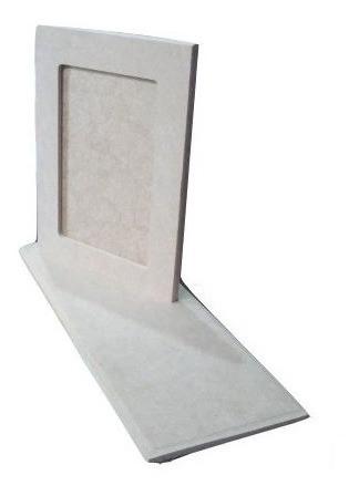 Porta Retrato Com Base Foto 10x15 - 20 Unidades + Acetatos