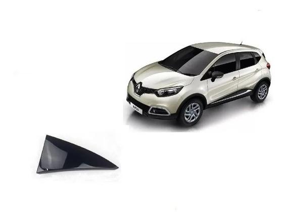Acabamento Aerofolio Esquerdo Original Captur 2017 Renault