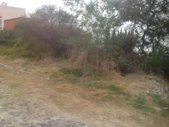 Terreno En Venta En Presa Escondida, Tepeji Del Río, Hidalgo.