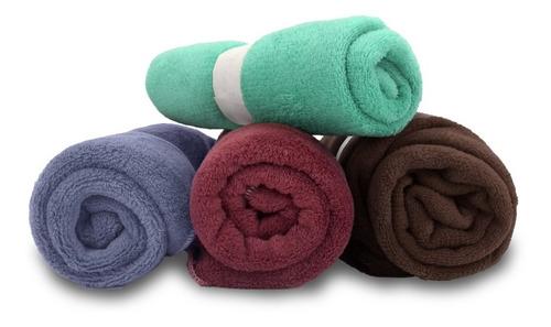 Kit 10 Cobertor Manta Pet Cachorro Gato 1,10 X 0,90m Soft
