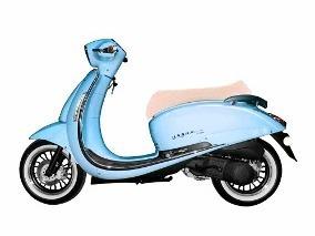 Beta Tempo 150 Scooter Automatica Permutas Dompa Motos