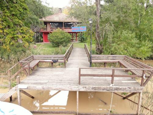 Hermosa Casa Quinta En El Delta Del Tigre