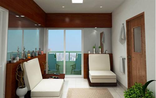Apartamento - Venda - Forte - Praia Grande - Dna589