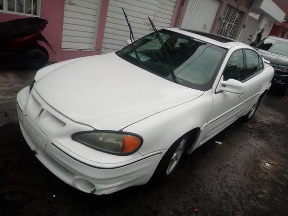 Pontiac Grand Am Gt 2001, V6 Full Equipo