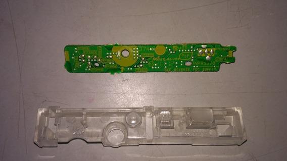 Placa Sensor Ir Controle Remoto Tv Panasonic Tc-l32u30b