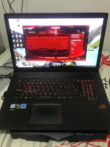 Notebook Gamer Asus Rog Strix