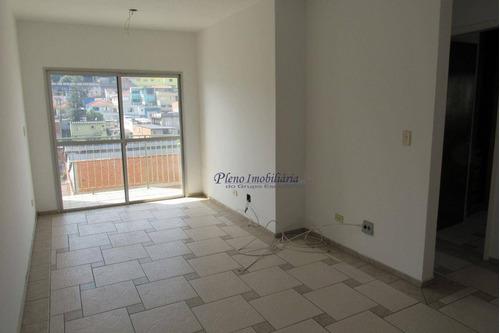 Imagem 1 de 16 de Apartamento Com 2 Dormitórios Para Alugar, 60 M² Por R$ 1.090,00/mês - Vila Amália (zona Norte) - São Paulo/sp - Ap1040