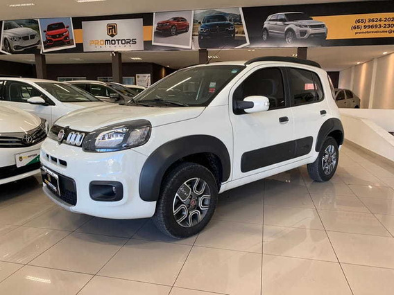 Fiat Uno Way 1.4 8v (flex) 4p 2016